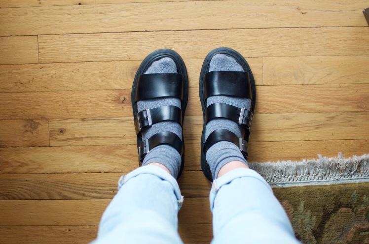 Dr. Martens Sandals