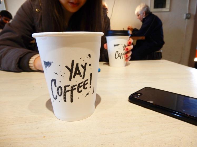 Yay Coffee!